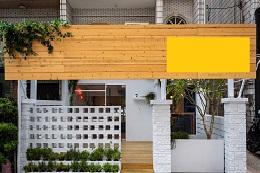 複合式咖啡餐廳